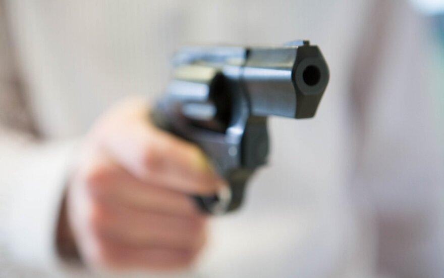 Стрельба в школе в Сан-Бернардино: погибли два человека