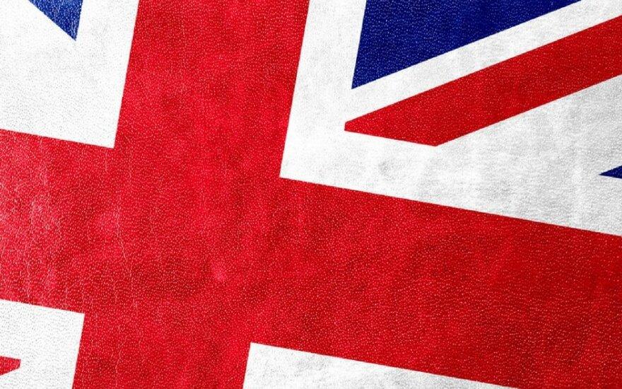 В Британии машина въехала в заграждение рядом с парламентом
