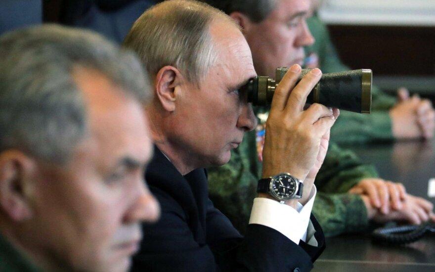 Путин разрешил иностранным военным участвовать в зарубежных операциях против террористов