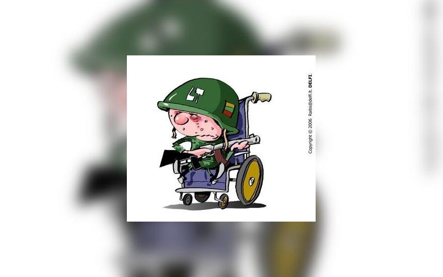 Жители Литвы: мужчина должен отслужить в армии