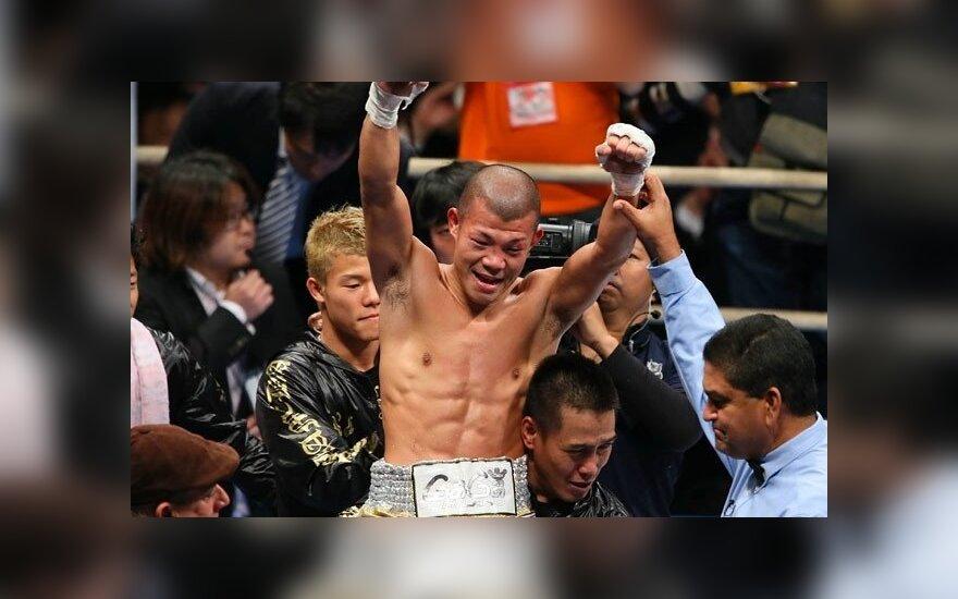 Японские боксеры побили рекорд братьев Кличко