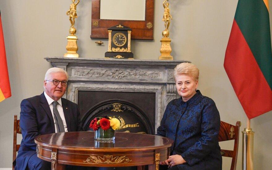 Балтийским странам будет вручена Вестфальская премия
