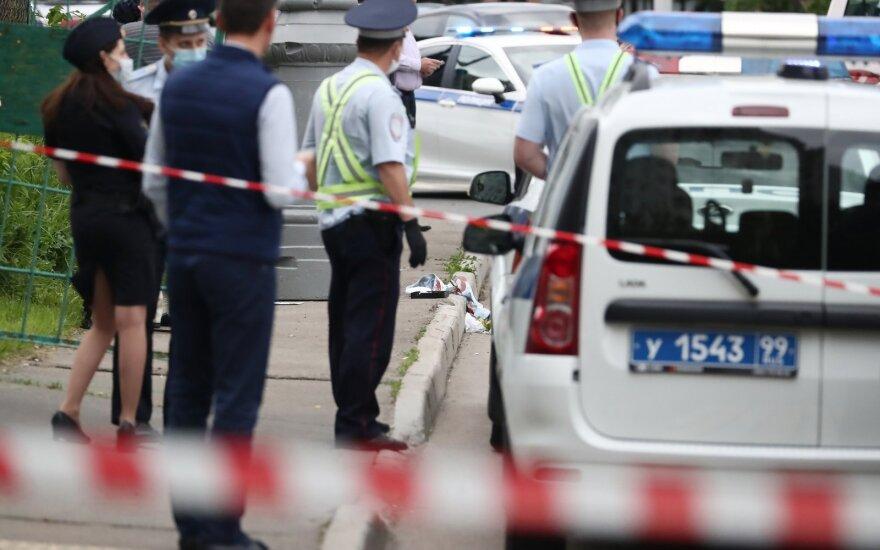 Susišaudymas Maskvoje