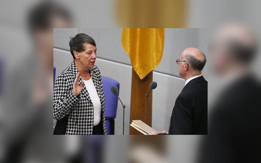 Первый немецкий министр вступил в однополый брак
