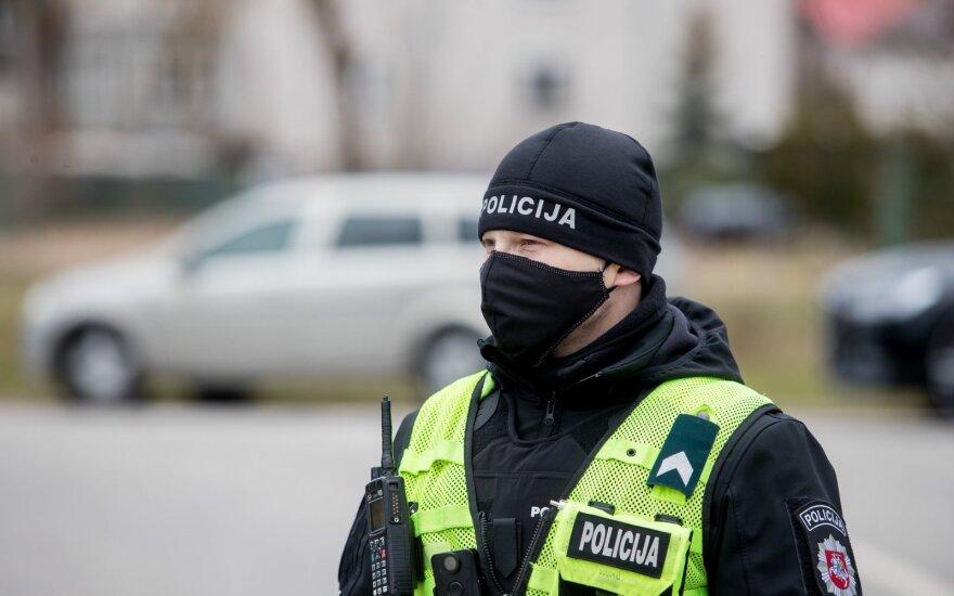 На минувшей неделе в Литве за нарушение правил карантина и изоляции оштрафованы 111 человек