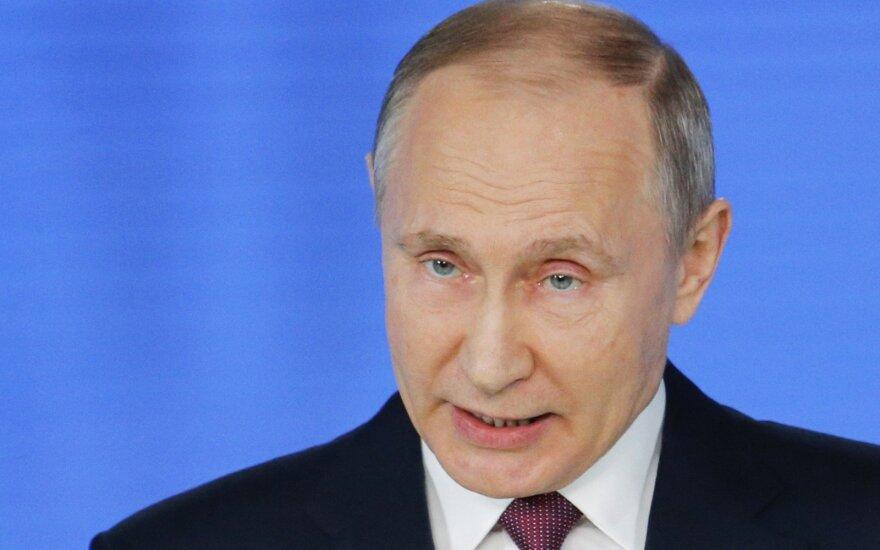 Путин в интервью NBC рассказал об испытаниях ракет и назвал причину новой гонки вооружений