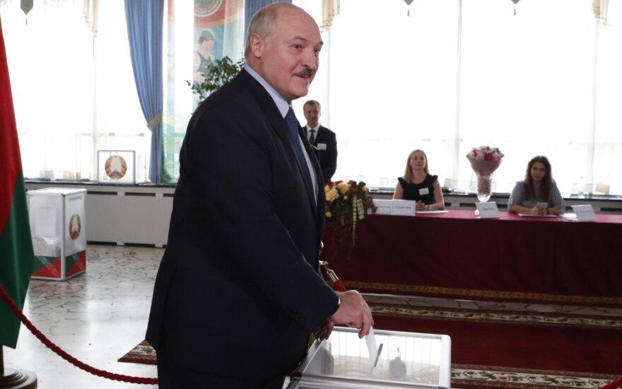Prezidento rinkimai Baltarusijoje