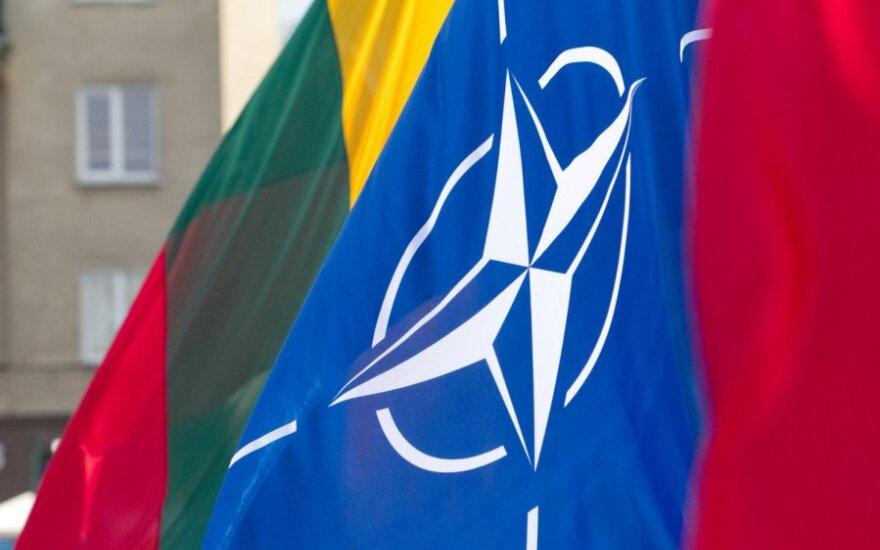Литва отмечает 15-ю годовщину членства в НАТО
