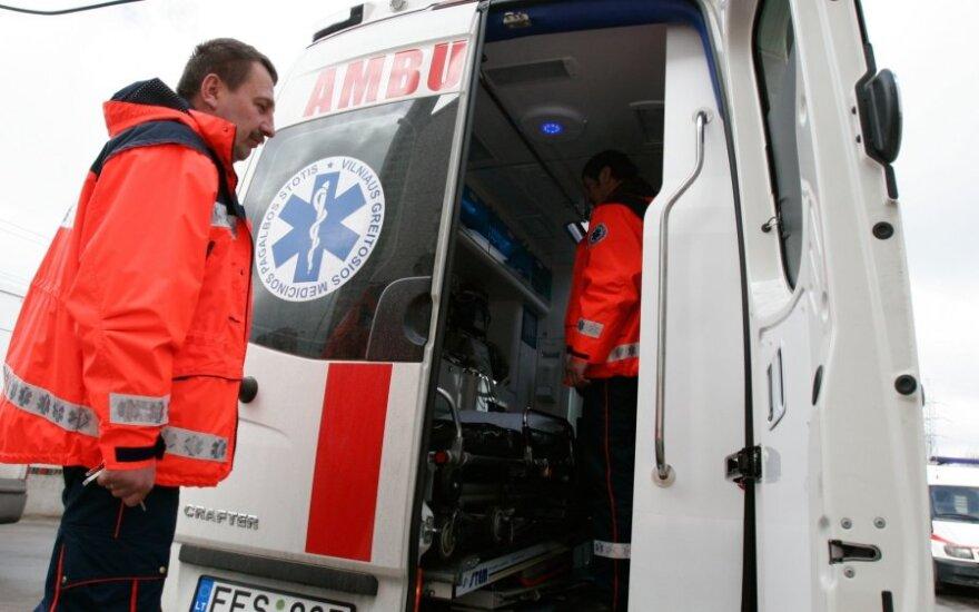 Врачам не удалось спасти жизнь водителя