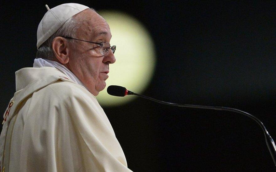 Папа Римский выставил на аукцион свой Harley-Davidson