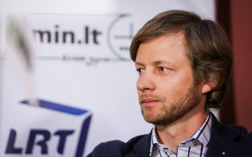 Литовское бюро агентства новостей BNS возглавит Томас Балжякас
