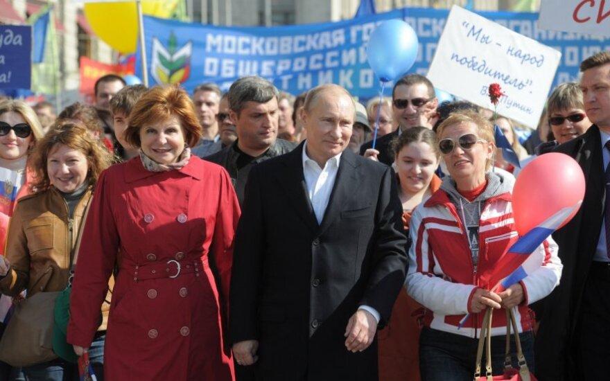 Экономист Дмитриев: перемен в России хотят элиты, а не население