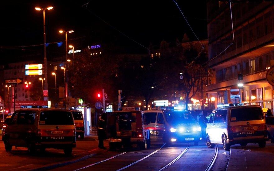 Канцлер Австрии назвал стрельбу в Вене терактом