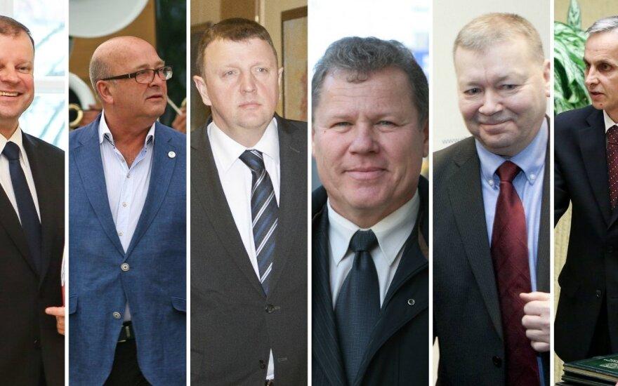 В политику идут мужчины, привыкшие носить униформу