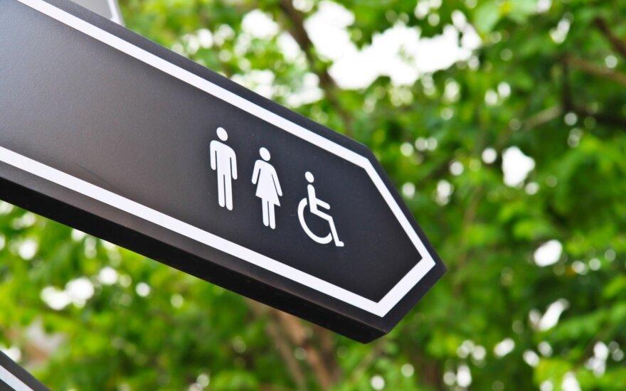 Каунас объявил конкурс на строительство общественных туалетов