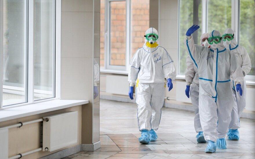 В России число новых случаев коронавируса снова больше 10 тысяч