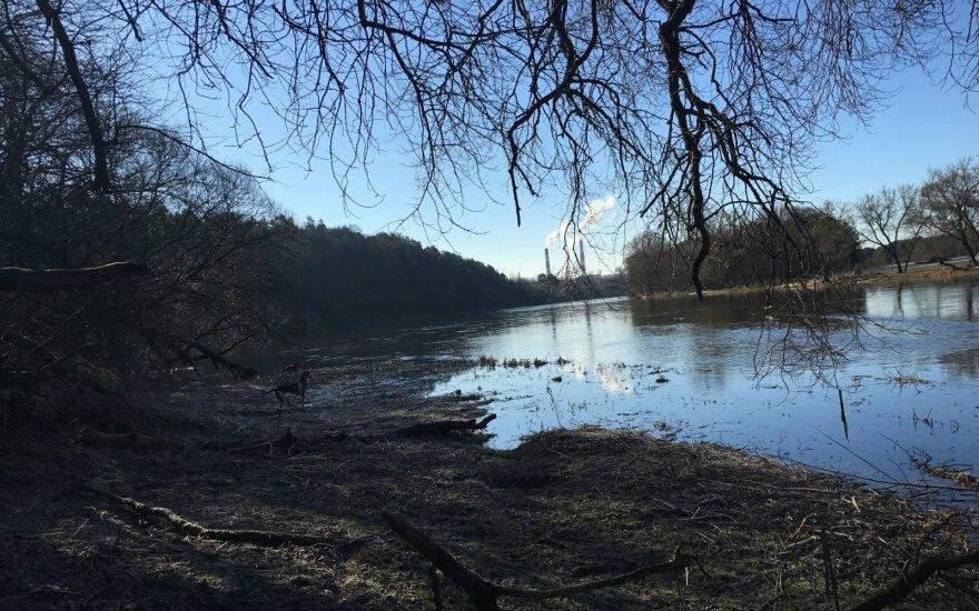 В Вильнюсе в реке обнаружено тело утонувшей женщины