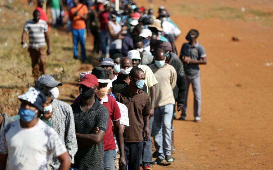 Хроника пандемии: в Африке — более миллиона инфицированных SARS-CoV-2