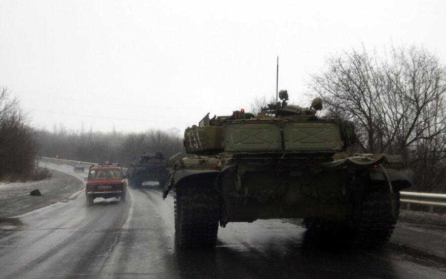 Турчинов: в ближайшее время может начаться наступление боевиков