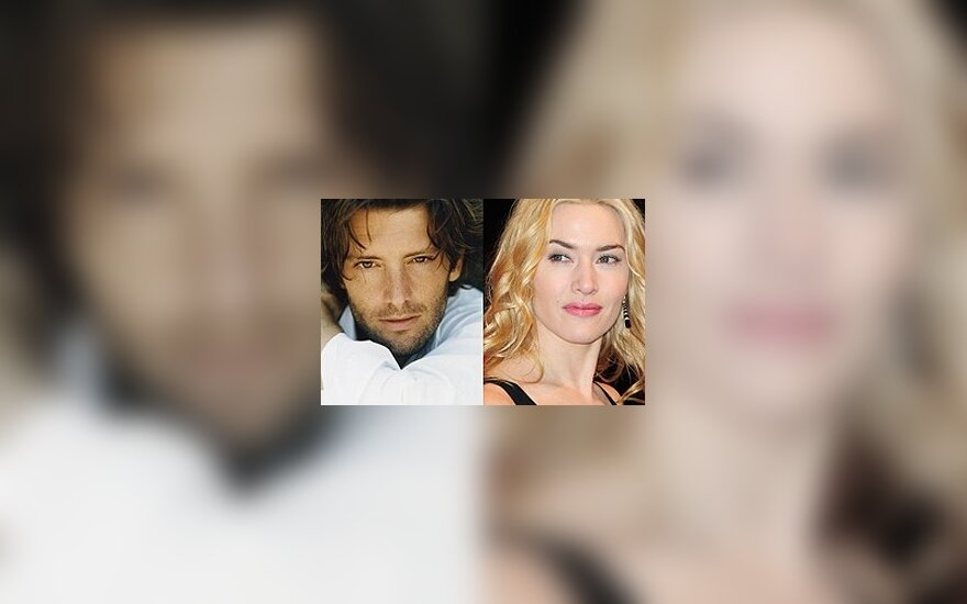Louisas Dowleris ir Kate Winslet