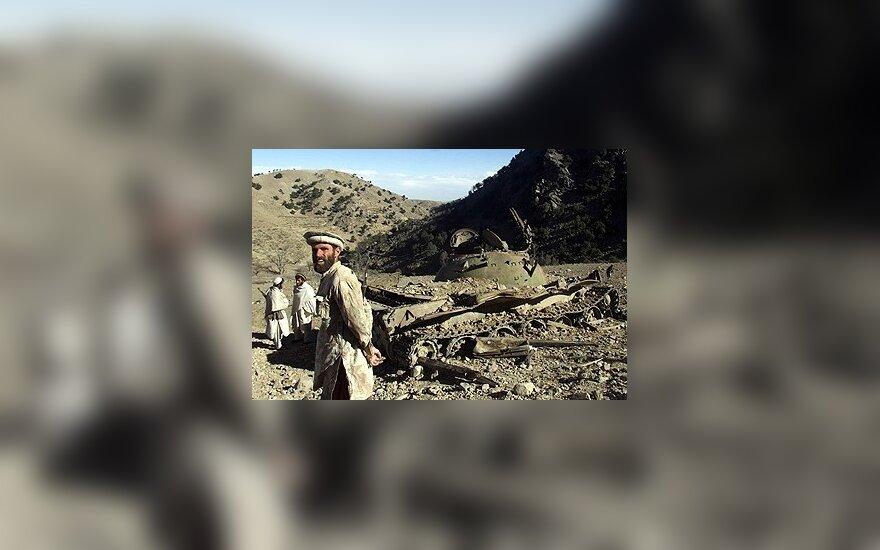 НАТО отправит в Афганистан еще 10 тысяч солдат