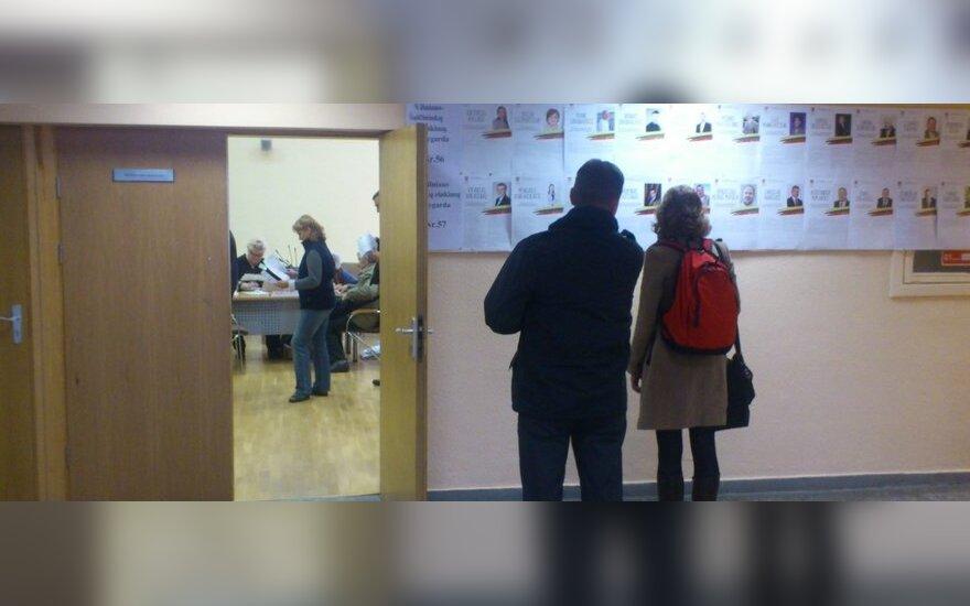 Głosowanie przedterminowe: W samorządzie rejonu wileńskiego zero kolejek