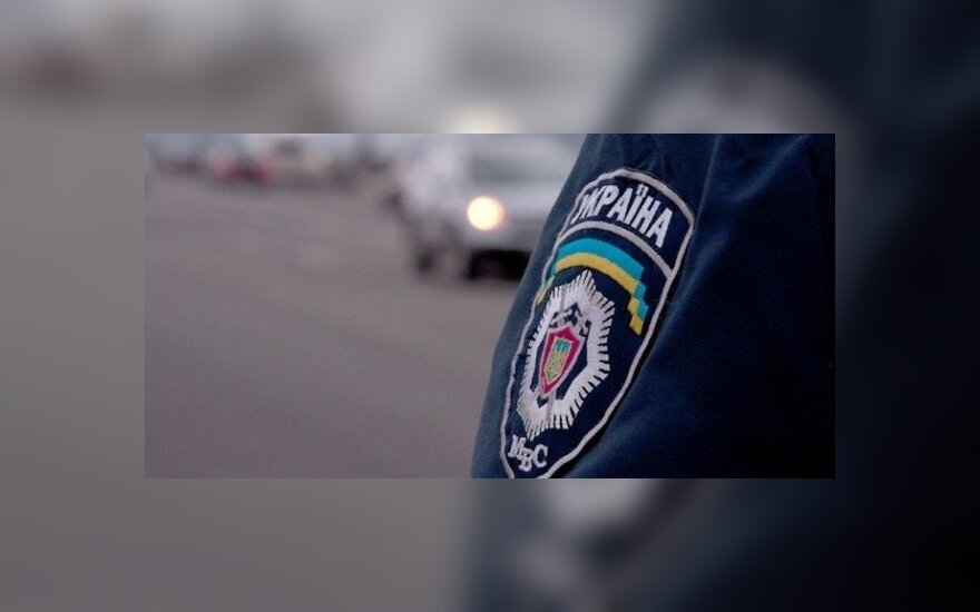 Полиция назвала взрыв у посольства США в Киеве терактом