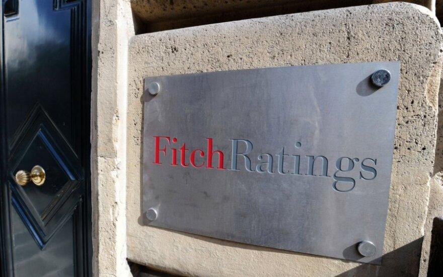 Fitch повысило кредитный рейтинг России