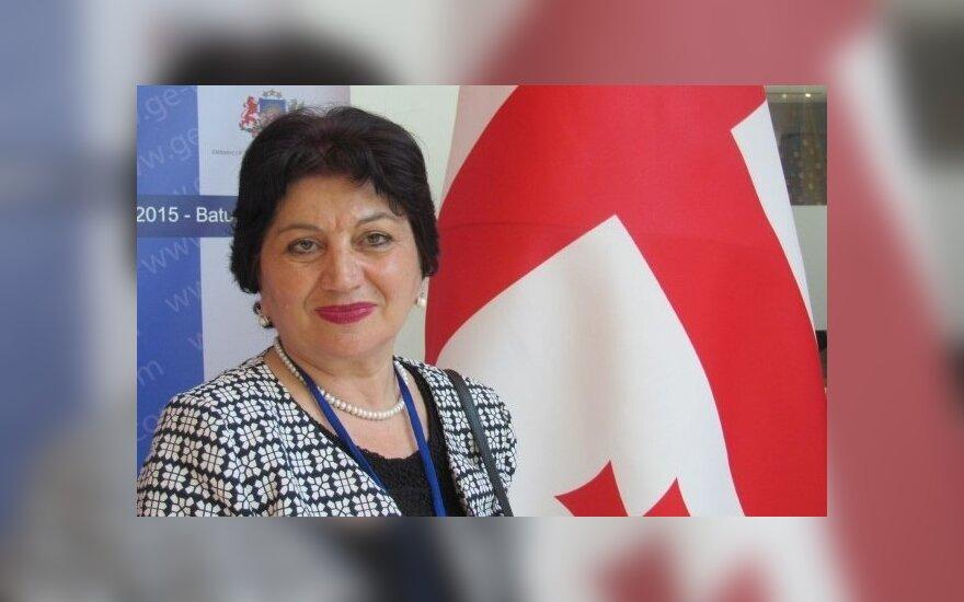 Грузинская бизнес-леди: нам препятствует менталитет мужчин