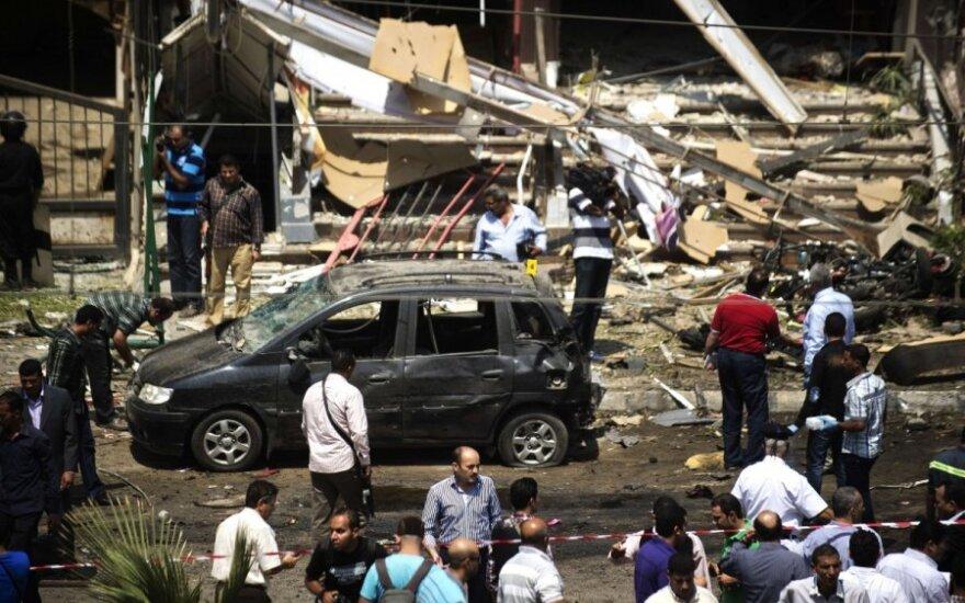 Теракт у здания полиции в Египте: не менее 14 погибших, около 200 раненых