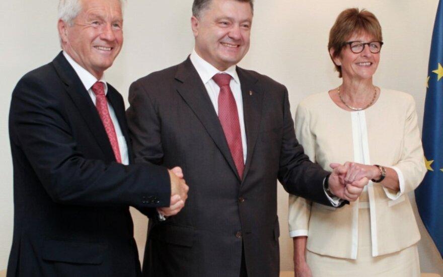 Литва одобрила договора об ассоциации ЕС с Украиной, Грузией и Молдовой