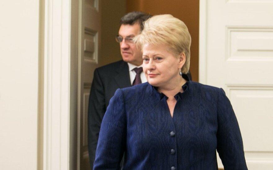 Вильпишаускас: после решения КС президент должна сказать, какой хочет видеть коалицию