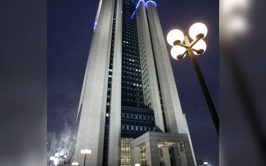 """""""Газпром"""" не исключает строительство завода в Прибалтике"""
