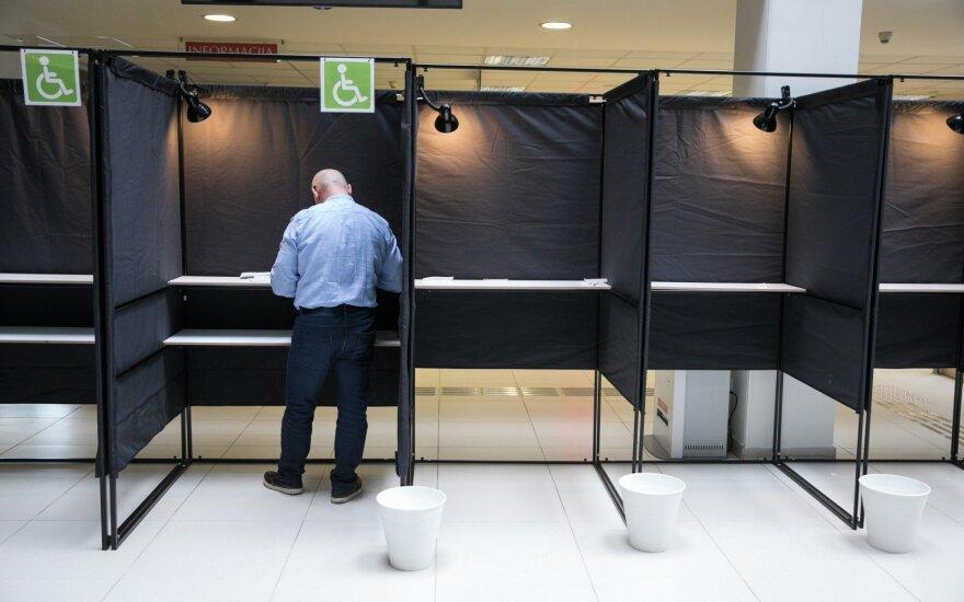 В муниципалитетах - уже четвёртый день досрочного голосования на выборах и референдумах