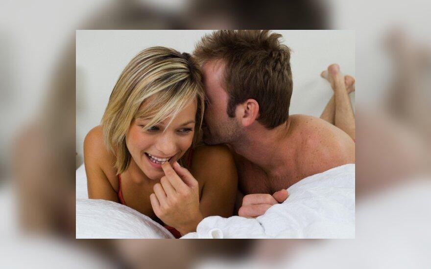 Подглядывание муж и жена в постели — photo 7
