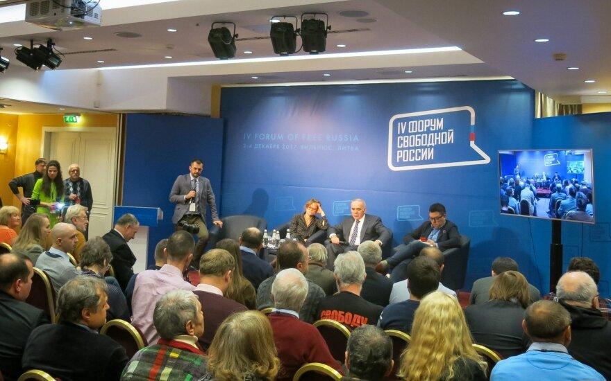 Форум свободной России в Вильнюсе: возможно ли преодоление имперского проклятия?