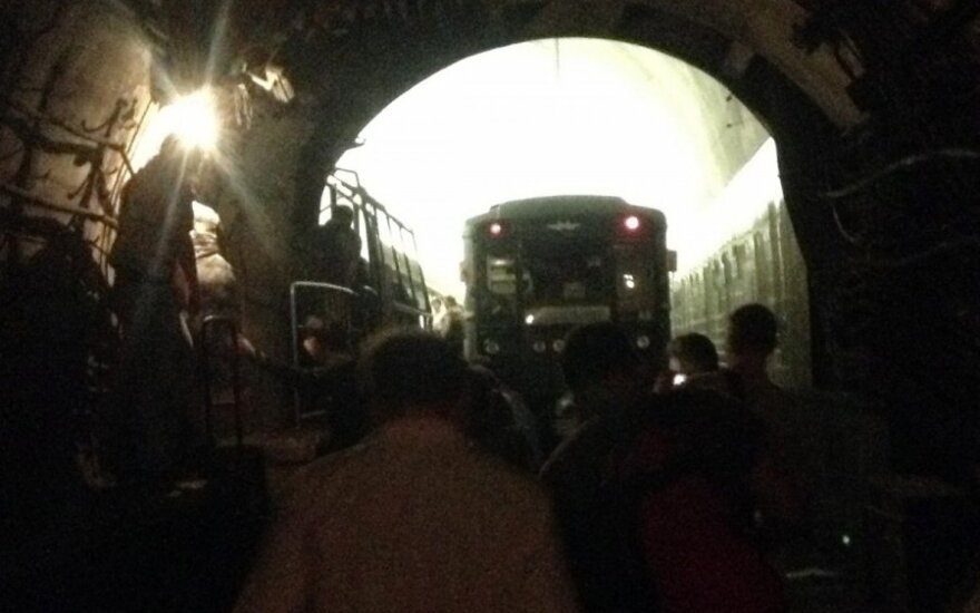 Названа причина пожара в московском метро