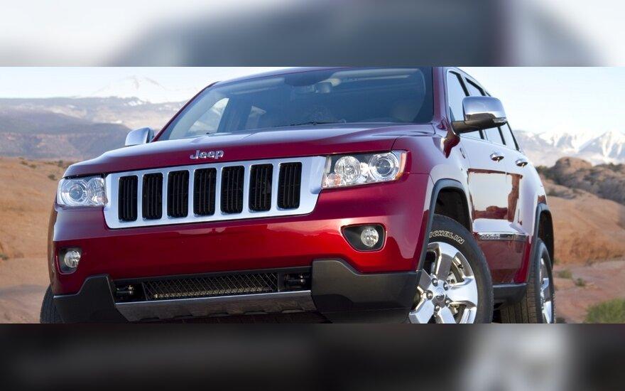 "Тест-драйв: культовый ""индеец"" Jeep Grand Cherokee"