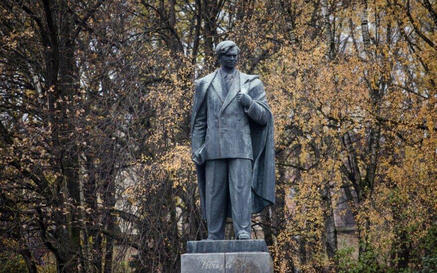 Министр культуры Литвы: планы по реконструкции сквера Цвирки со специалистами не согласованы