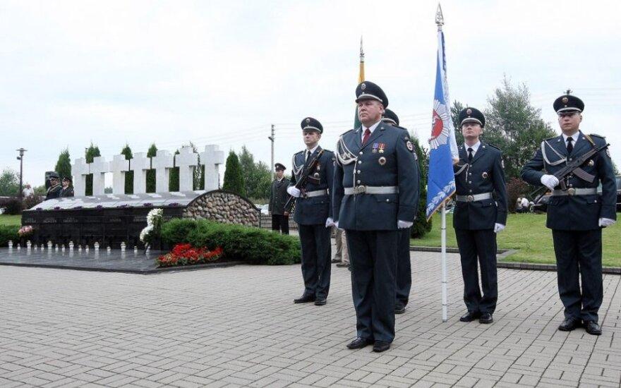 Бывших командиров Вильнюсского ОМОНа можно будет привлечь к суду заочно