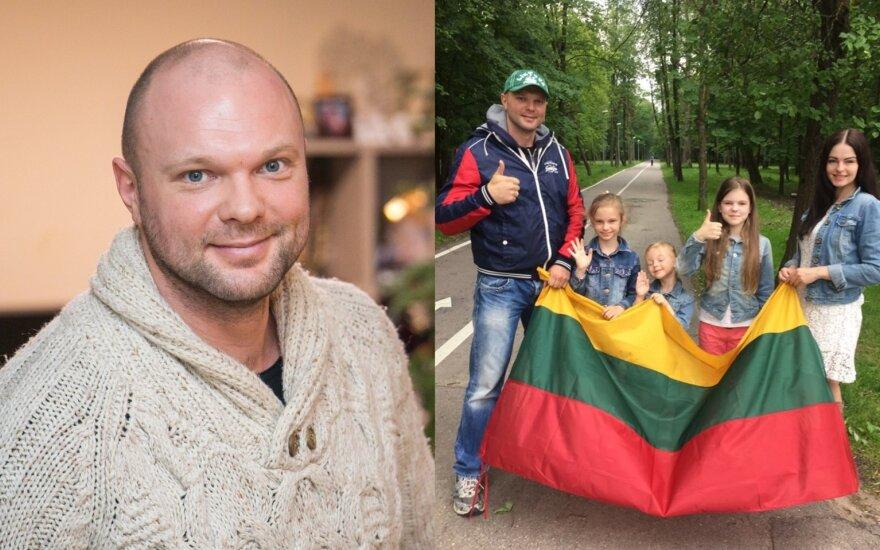 """Kristupas Krivickas rengia """"tradicinių šeimų"""" eitynes / Foto: DELFI, asm. archyvo"""