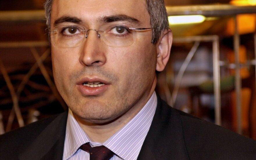 Ходорковский расскажет в Берлине о планах на будущее