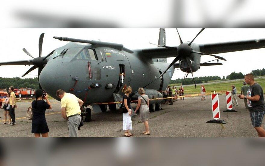 Aviacijos šventė Vilniuje