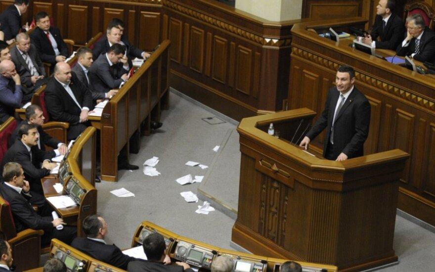 Kijów przerwał zbliżenie z UE