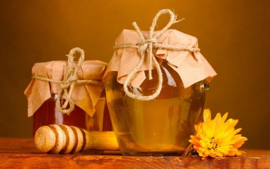 В Пасвальском районе украли 3,5 тонны меда