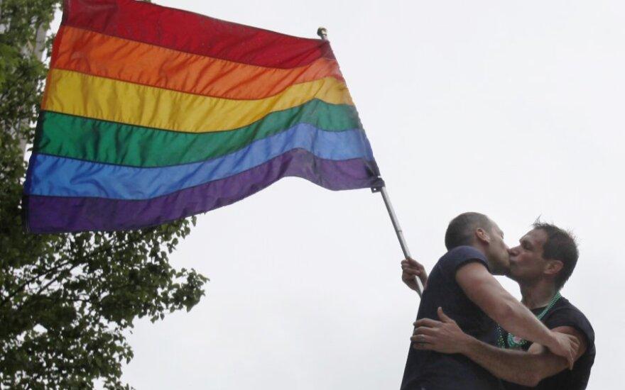 Гей-парад в Одессе прошел по укороченному маршруту