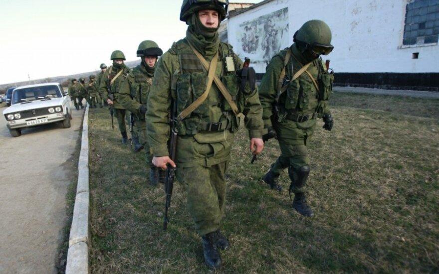 Литовский эксперт: оккупация Крыма вызывает и восхищение, и ужас