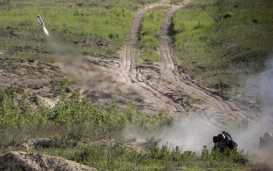 Литва закупит новое противотанковое оружие Javelin