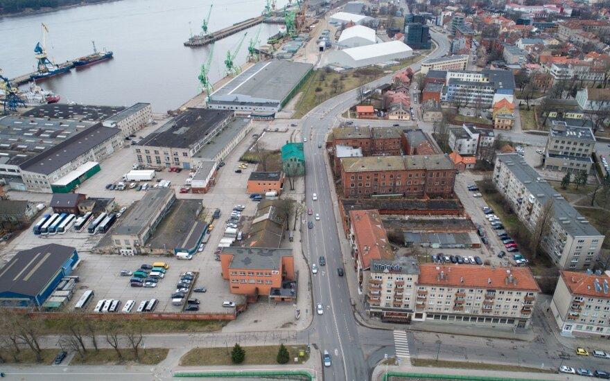 Kamineros grupe разрешено расширяться в Клайпедском порту
