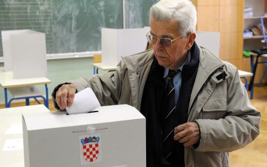 Хорватия: националисты собрали подписи для референдума о кириллице